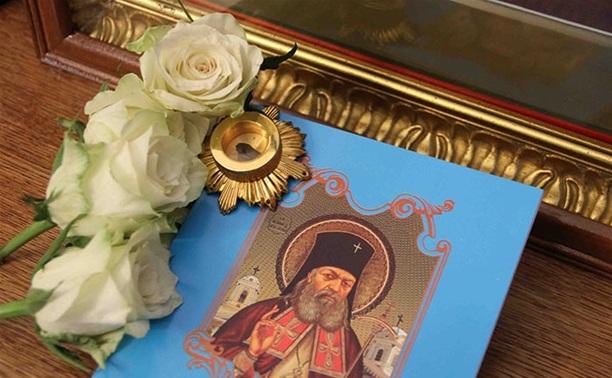 В Теплое прибудут мощи святителя  Луки Крымского