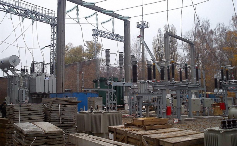 В Узловой на увеличение мощности подстанции «Северная» потратят 526 млн рублей
