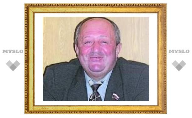 Владимир Могильников получил диплом