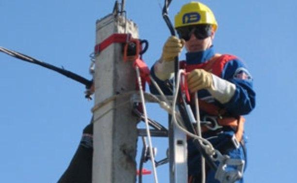 На рынке в Кимовске насмерть разбился электрик