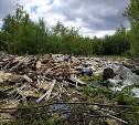 В Богородицке вывезли опасную свалку, а ртутное загрязнение почвы не устранили