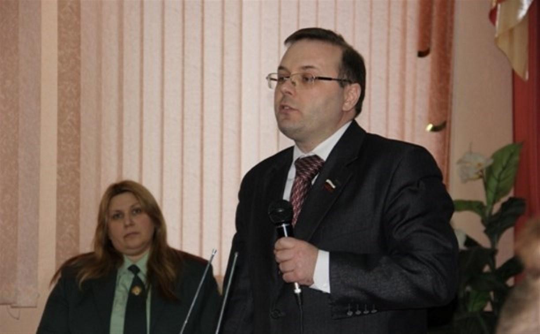 Павел Веселов официально возглавил Тульский избирком