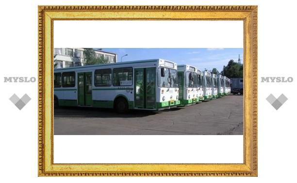 Автобусы №10 и 38 изменят маршрут