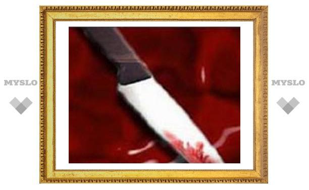 В Тульской области женщина зарезала сожителя