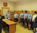Прокурор области представил новых прокуроров Заречья и Дубенского района