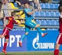 Встреча «Арсенала» и «Зенита-2» закончилась ничьей: 2:2