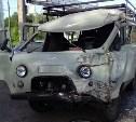 В Суворове в ДТП с автобусом пострадали два человека