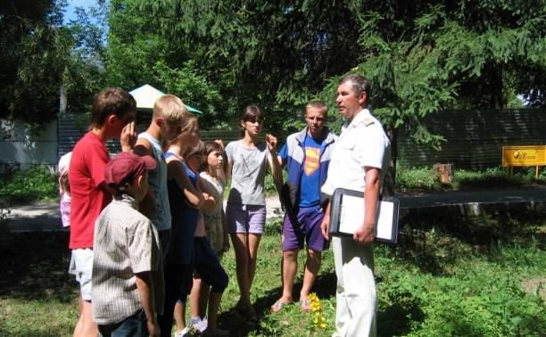 Сотрудники ГИМС инспектируют детские лагеря Тульской области