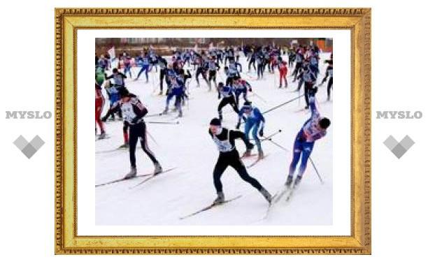 В Туле соберутся 2500 лыжников