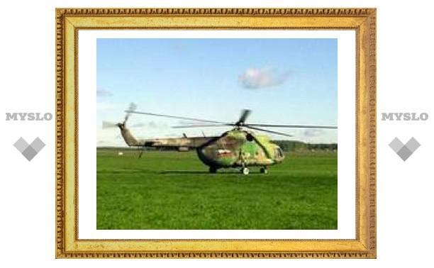Пропавший под Салехардом вертолет Ми-8 найден