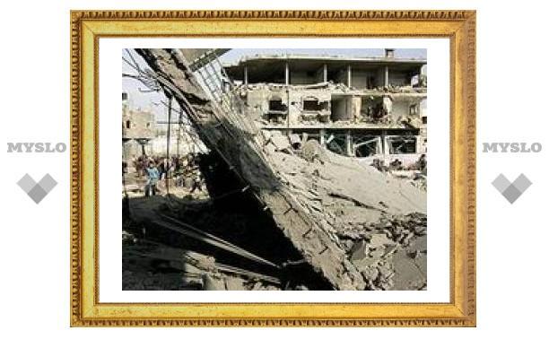 После череды бомбежек Израиль вывел свои силы из сектора Газа