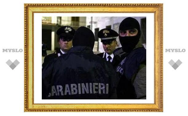 В Риме арестовали одного из главарей неаполитанской мафии