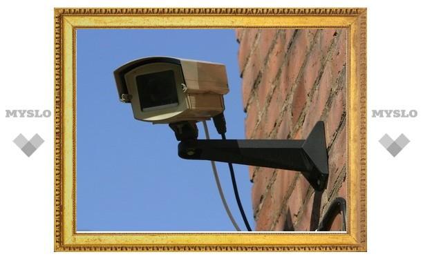 Туляки активно пополняют народную карту камер видеонаблюдения