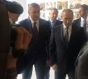 Владимир Путин прибыл в Тулу: фото