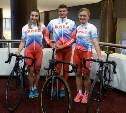 Тульская велогонщица Анастасия Войнова стала чемпионкой мира в командном спринте