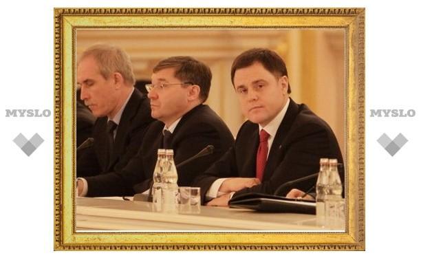 Владимир Груздев принял участие в заседании Госсовета