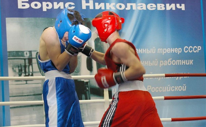 Юношеская сборная Тульской области по боксу завоевала четыре серебряные медали