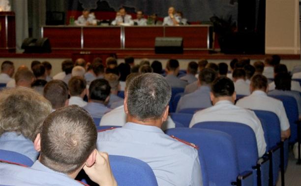Сергей Галкин недоволен работой полицейского мотовзвода