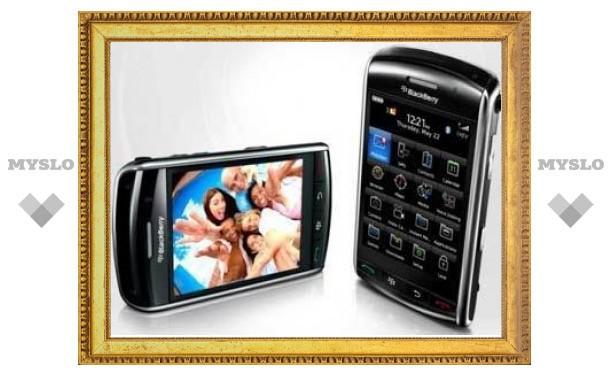 Планшет BlackBerry появится до конца года