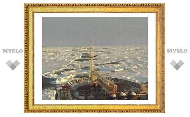 Россия потребует Арктику в 2009 году