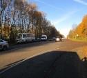 За сутки на автодороге «Тула-Новомосковск» в ДТП пострадали два человека