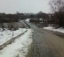 В Белевском районе произошел резкий подъем воды в Оке