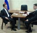 Владимир Груздев обратился с просьбой к Дмитрию Медведеву о строительстве параолимпийского центра в Туле