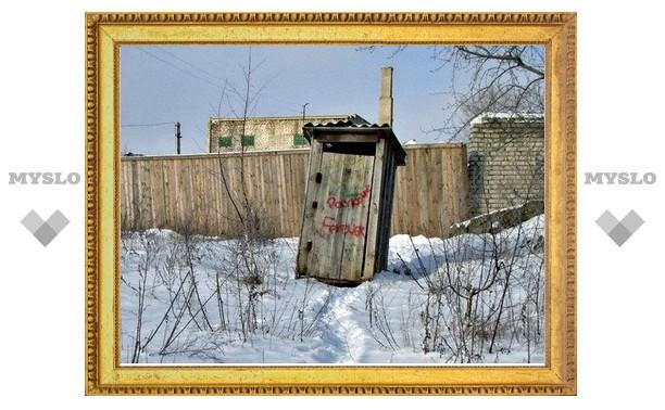 Трагедия под Тулой: пенсионерку убил туалет