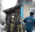 За два дня на пожарах в Тульской области погибли семь человек