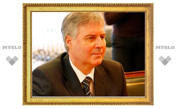 Губернатору представили нового CEO Тульского оружейного завода