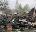 Страшный пожар в Тульской области: мать успела выбраться из горящего дома, сын – погиб