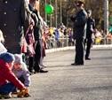 В день эстафеты олимпийского огня ни одного нарушения правопорядка не было