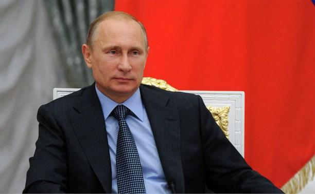 Владимир Путин наградил тульских промышленников