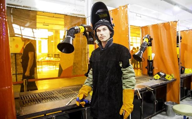 В Туле стартовал крупнейший чемпионат рабочих профессий по стандартам WorldSkills