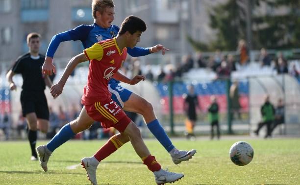 Молодёжка «Арсенала» сыграла вничью с «Сочи»