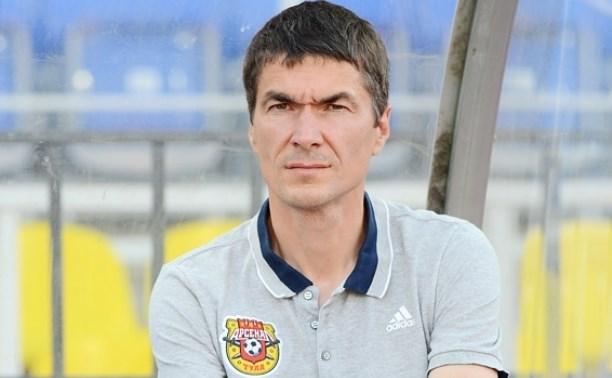 Виктор Булатов: Упрекаю себя за игру с «Газовиком»