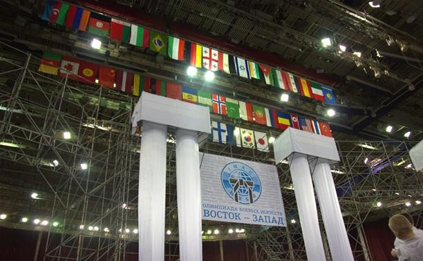 Тульские каратисты отправились на олимпиаду в Северную столицу
