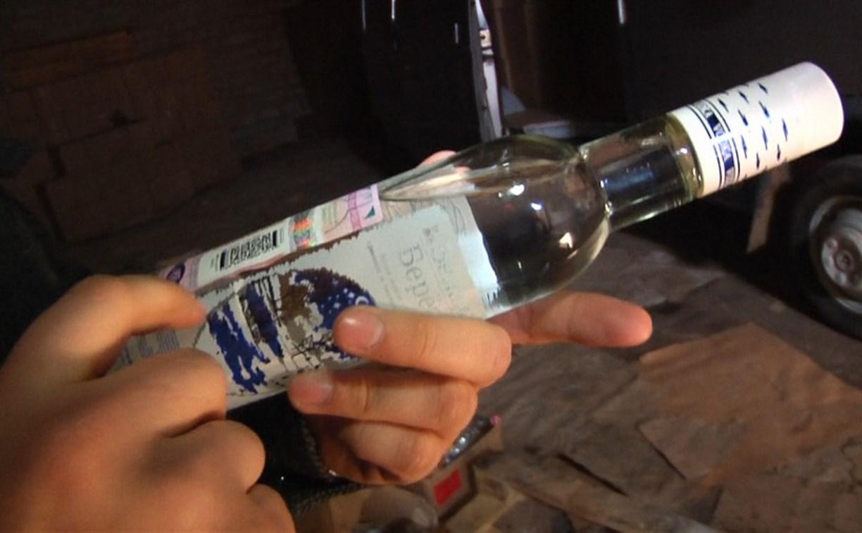 Жительница Донского подозревается в торговле «левым» алкоголем