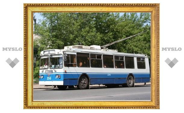 22 августа по пр. Ленина не будет ходить транспорт
