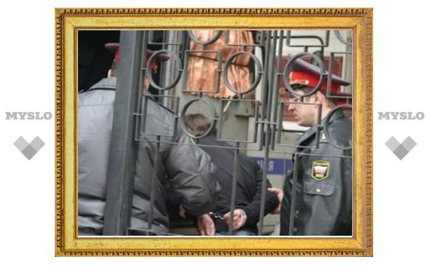 В Щекине задержали инвалида-убийцу