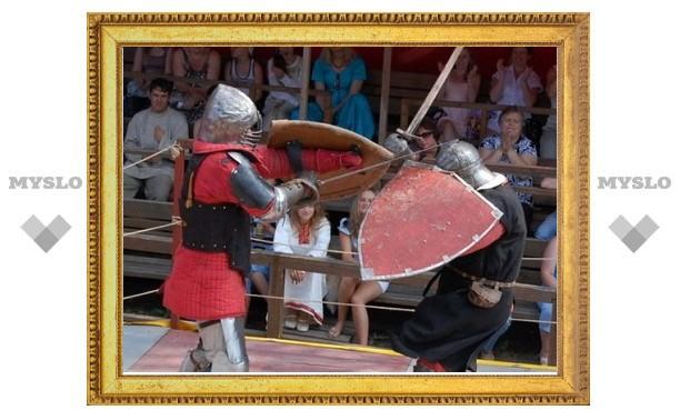 Тульские рыцари выступят на выборгском ристалище