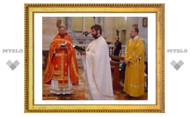 В ТулГУ открылась домовая церковь