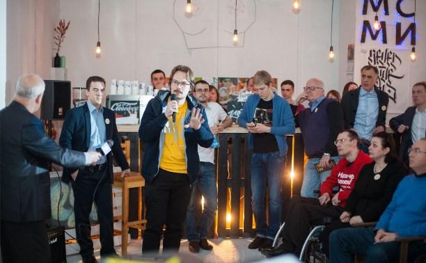 Тульская молодёжь собирает голоса за спасение исторического центра нашего города