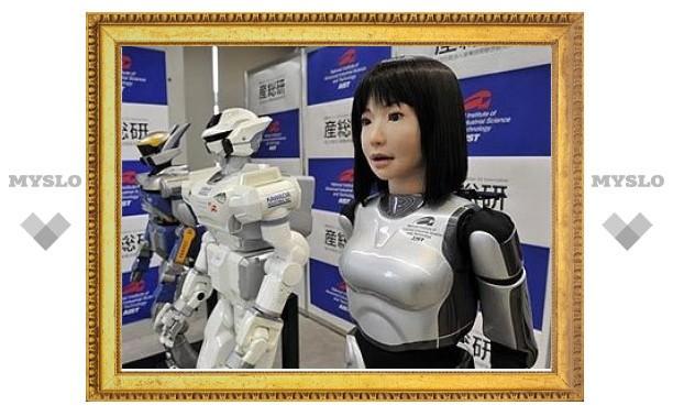 Безработица добралась до японских роботов