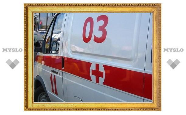 Трое тульских малолеток избили мужчину