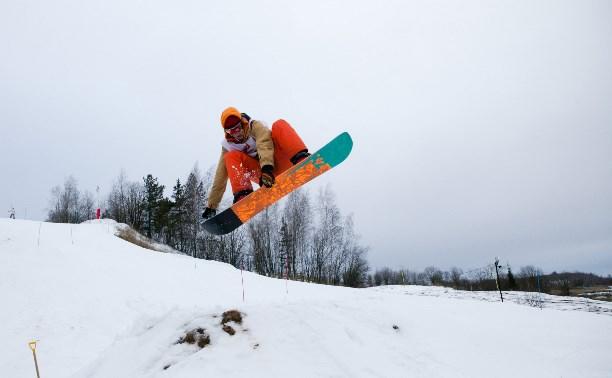 Горнолыжники и сноубордисты открыли соревновательный сезон