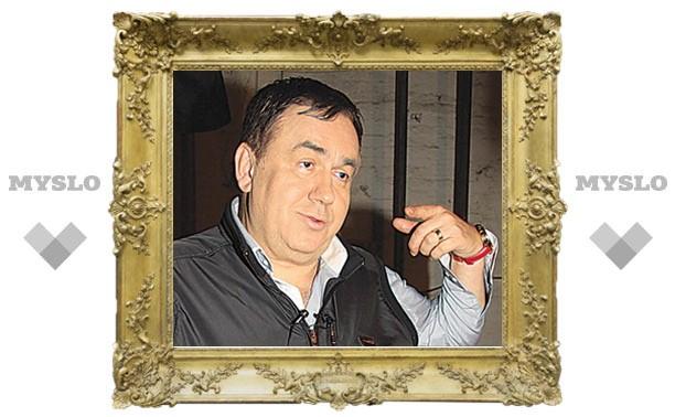Садальский развелся в Туле «по-московски»
