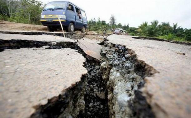Сахалинское землетрясение дошло до Тулы?