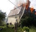 Ясногорские следователи устанавливают обстоятельства гибели пенсионерки на пожаре