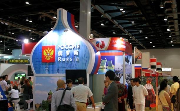 Китайцам показали бренды Тульской области